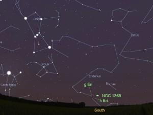 NASA Public Domain Star Chart